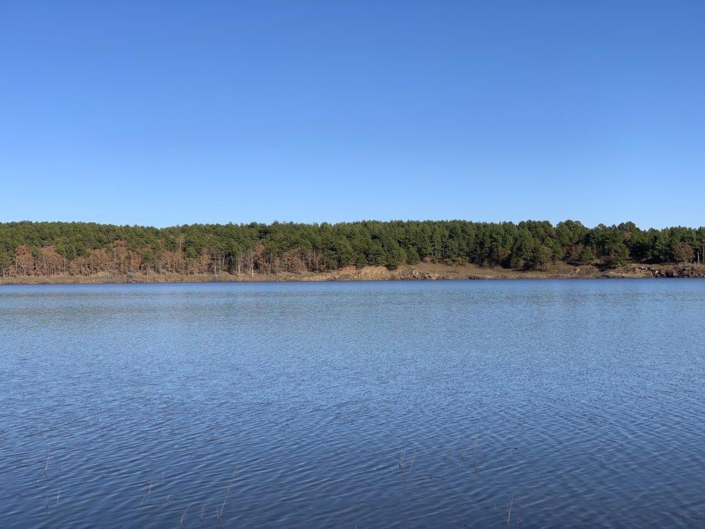 McGee Creek State Park: 5798 S McGee Creek Lake Rd, Atoka, OK