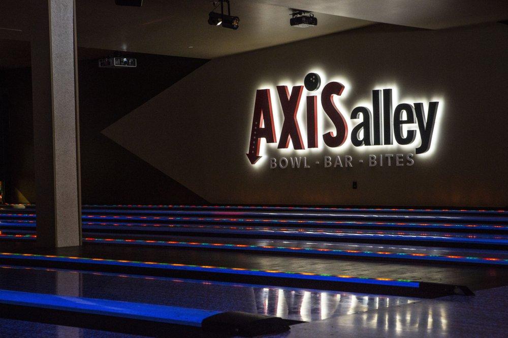 Axis Alley: 1 Levee Way, Newport, KY