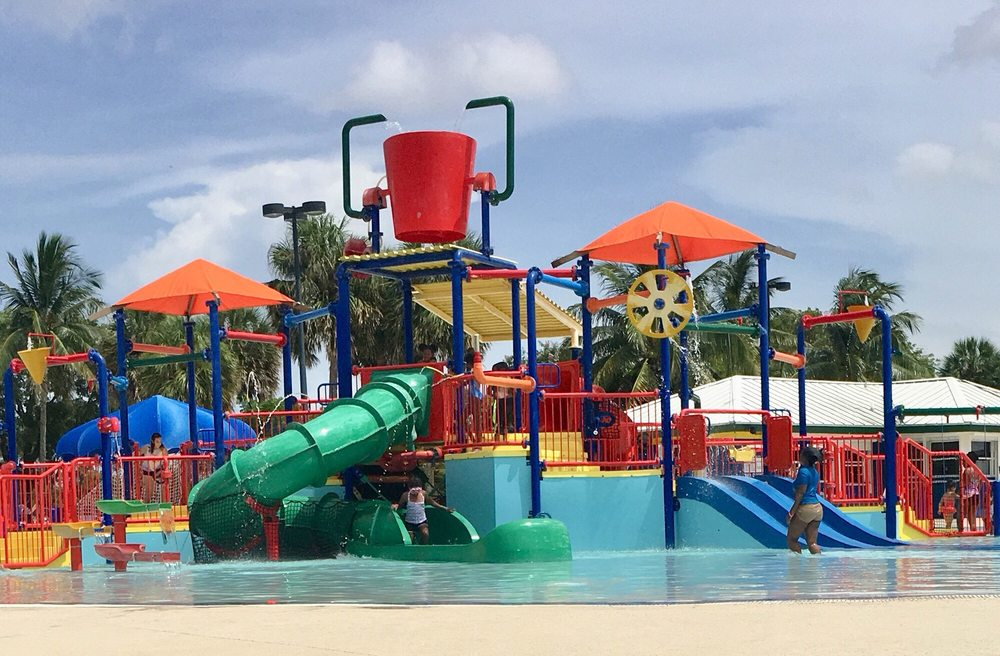 Splash Adventure Water Park: 401 S Powerline Rd, Deerfield Beach, FL