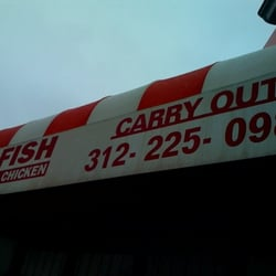 J j fish chicken chiuso ristoranti 8 e cermak rd for Jj fish chicken chicago il