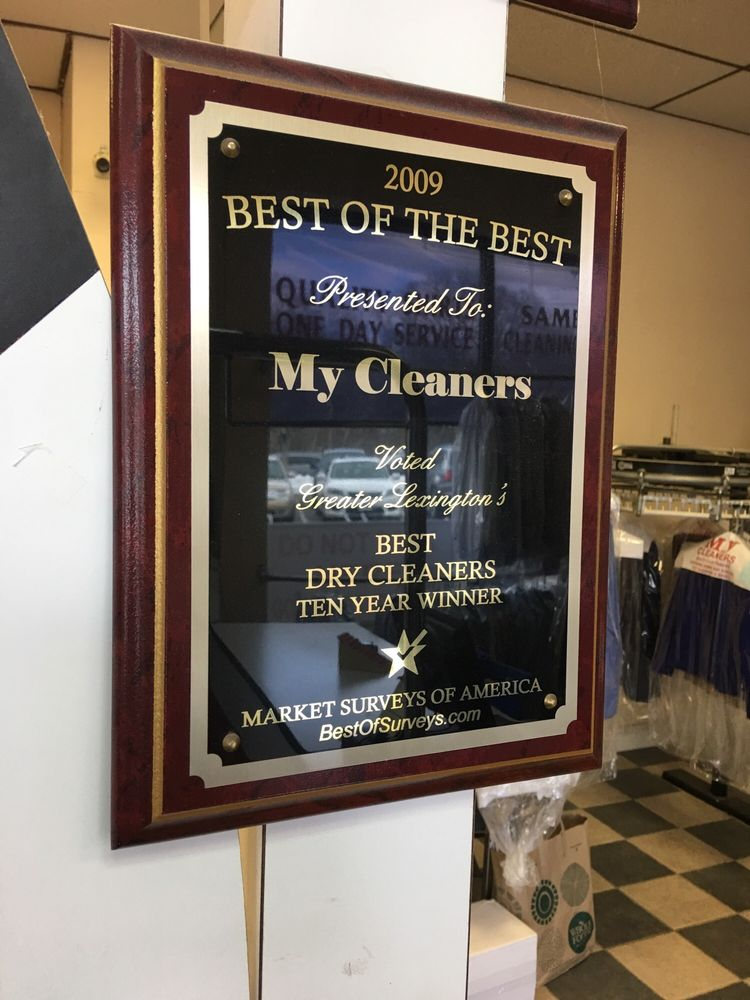 My Cleaners - Dry Cleaning - 400 Lowell St, Lexington, MA
