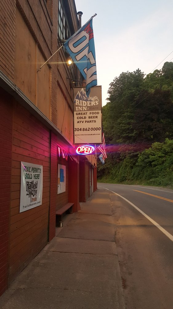 Riders Inn & Cafe: 33915 Coal Heritage Rd, Northfork, WV