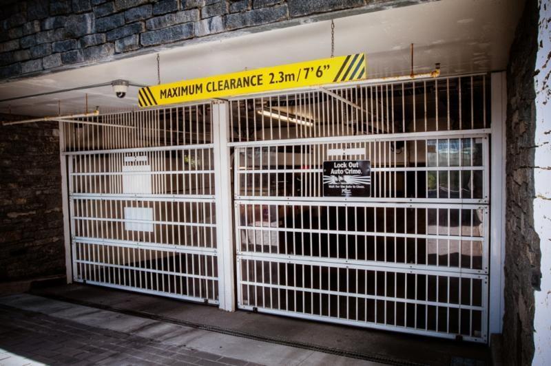 Photo Of Creative Door Services   Winnipeg, MB, Canada. Parkade Door  Solutions.