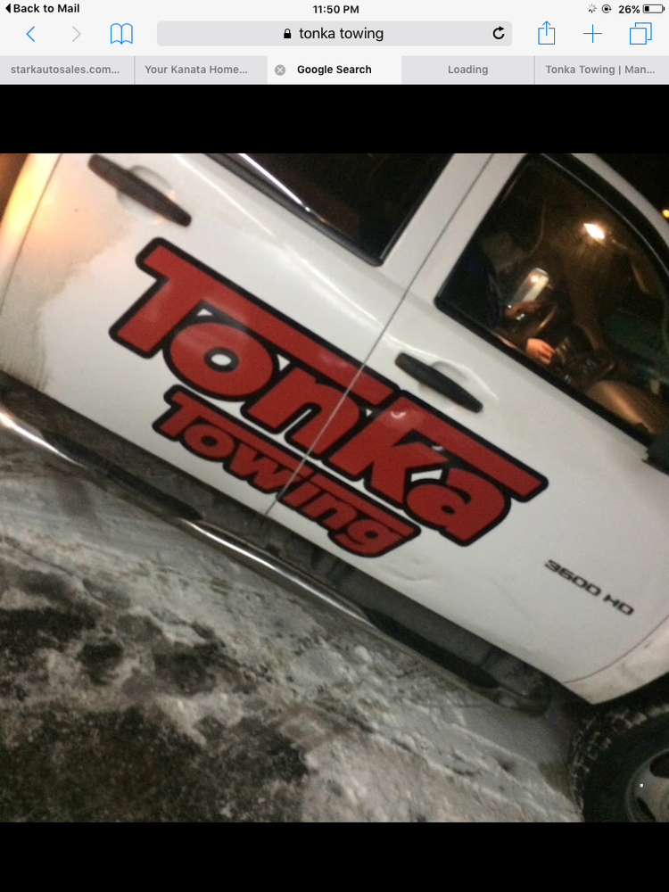 Photos for Tonka Towing - Yelp