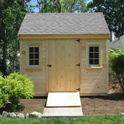 Photo Of New England Shed Barn