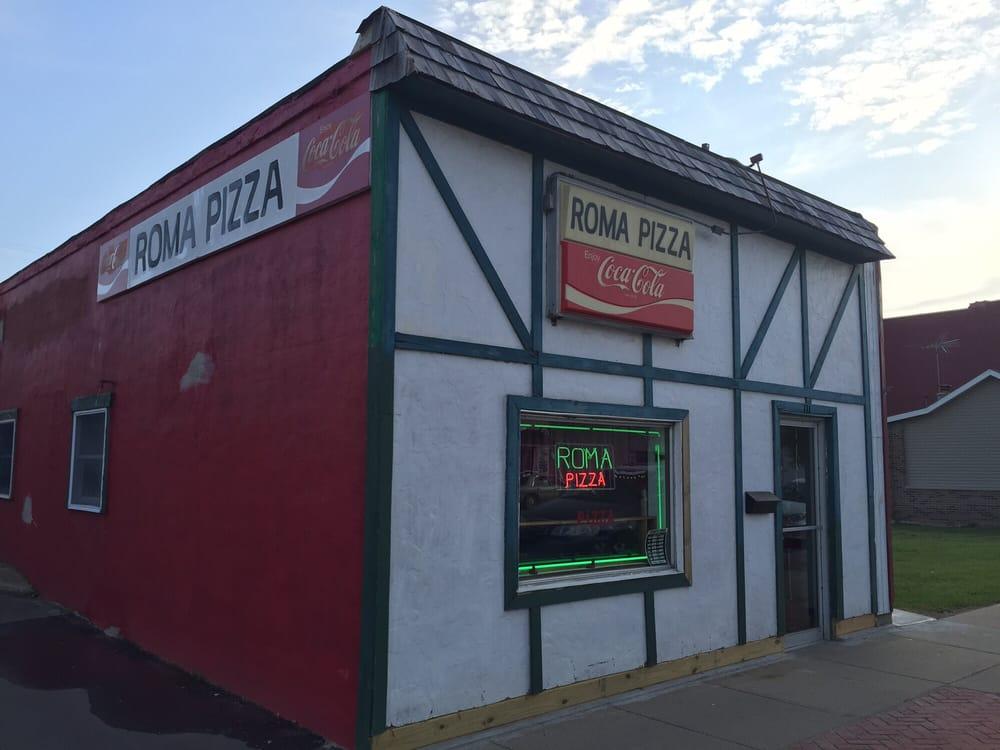 Roma Pizza: 111 W Monroe St, Bangor, MI