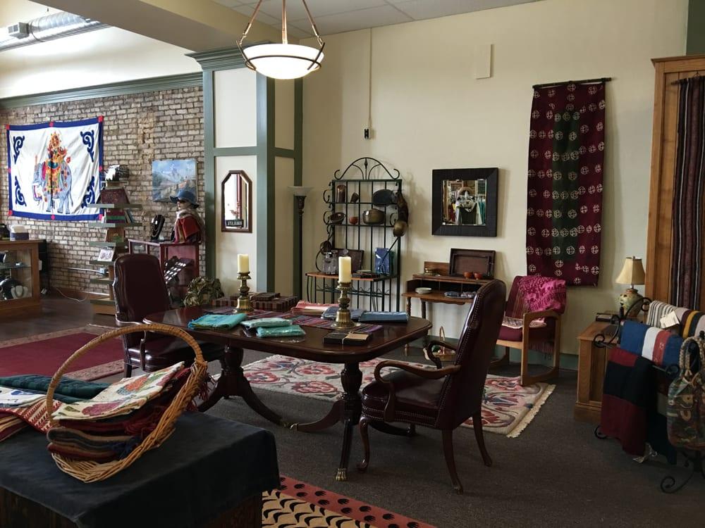 Accents at Himalaya Textiles: 4222 Lake St, Bridgman, MI