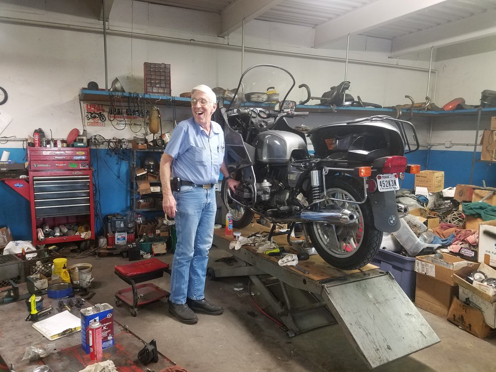 Perry's Motorcycles & Sidecars