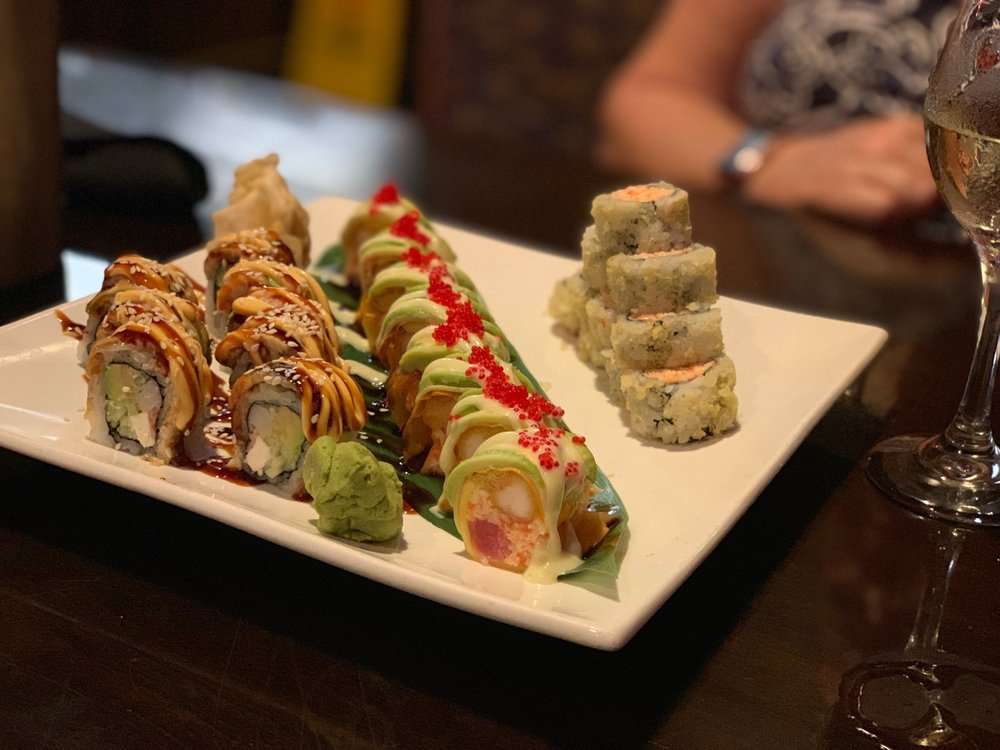 GANBEI Japanese Restaurant & Bar: 5580 F Sunset Blvd, Lexington, SC