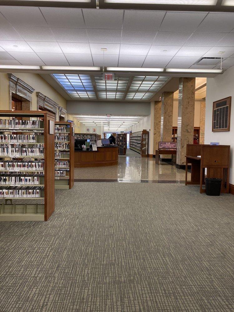 The Public Library of Brookline: 361 Washington St, Brookline, MA