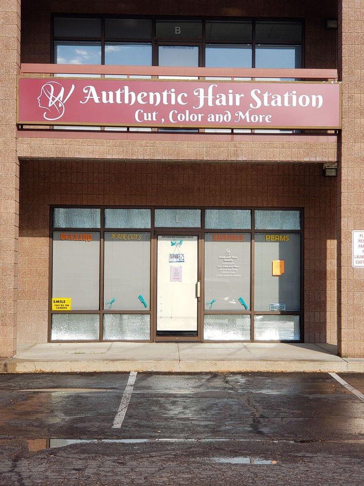 Authentic hair station: 3101 Kintzley Ct, Laporte, CO