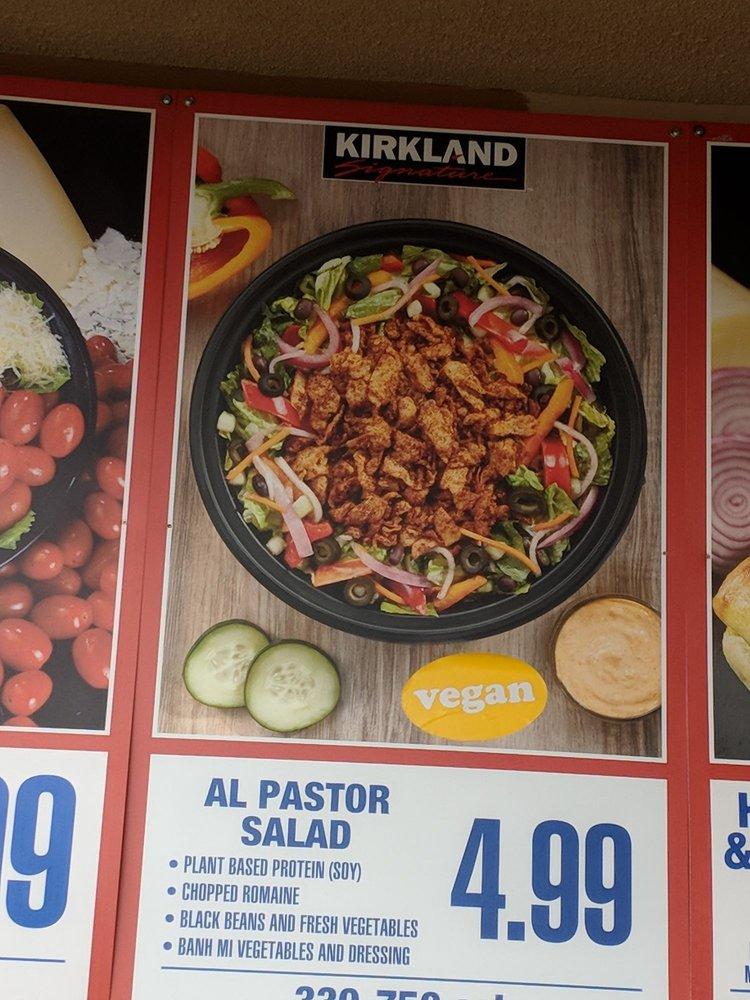 Vegan salad!!!! - Yelp