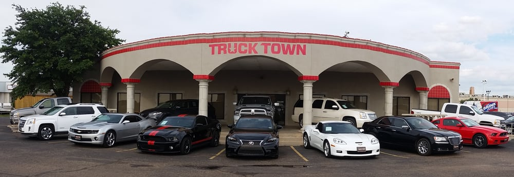 truck town used cars 12 photos used car dealers 5721 frankford ave lubbock tx phone. Black Bedroom Furniture Sets. Home Design Ideas