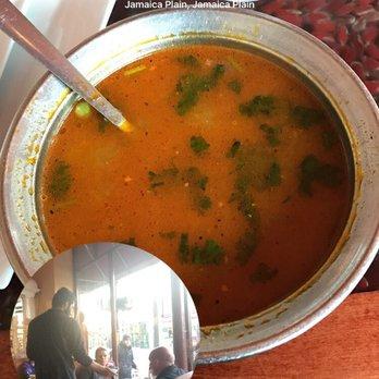Indian Food Jamaica Plain