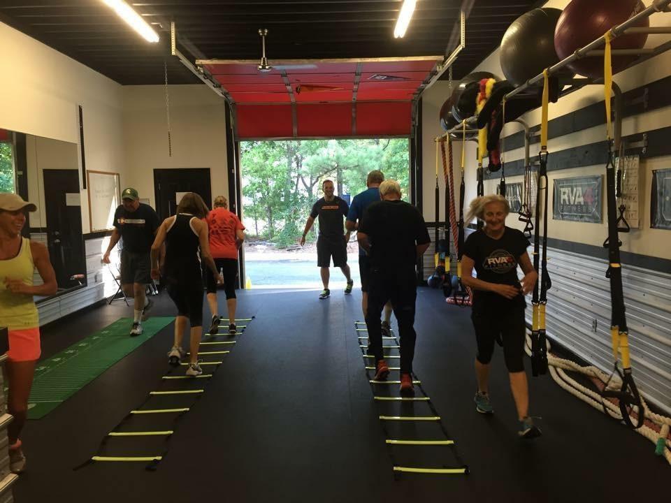 RVA4 Fitness