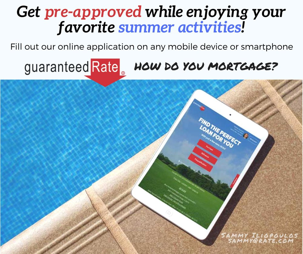 Guaranteed Rate Mortgage Payment