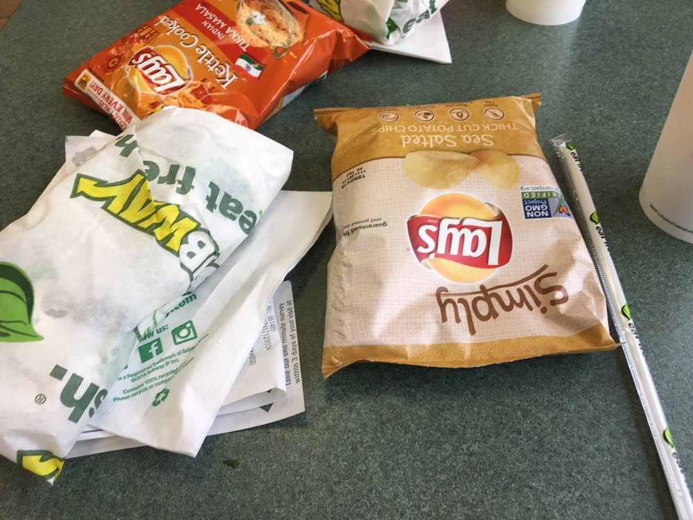 Subway: 217 Central Ave W, Hampton, IA