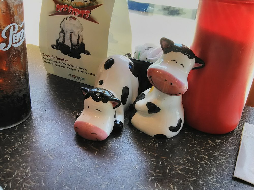 Cute Cow Decor All Around Yelp