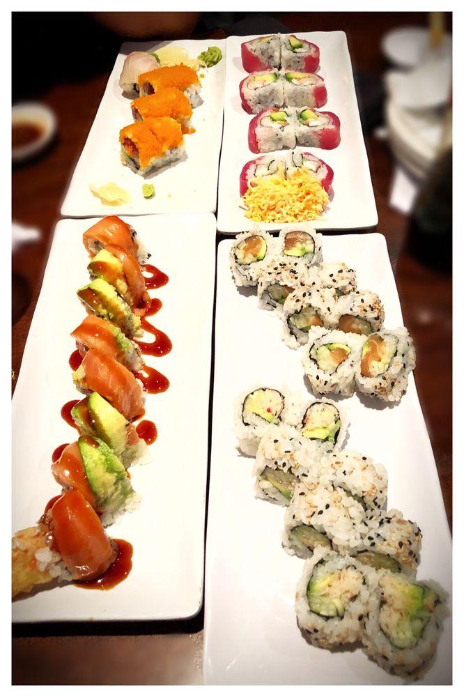 Okawa Steak House & Sushi: 9720 Mission Gorge Rd, Santee, CA