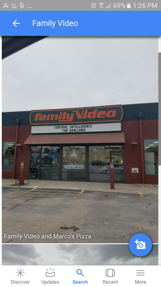 Family Video: 709 Galvin Rd, Bellevue, NE