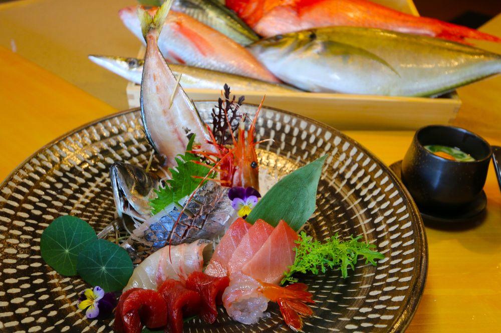 Soichi Sushi: 2121 Adams Ave, San Diego, CA