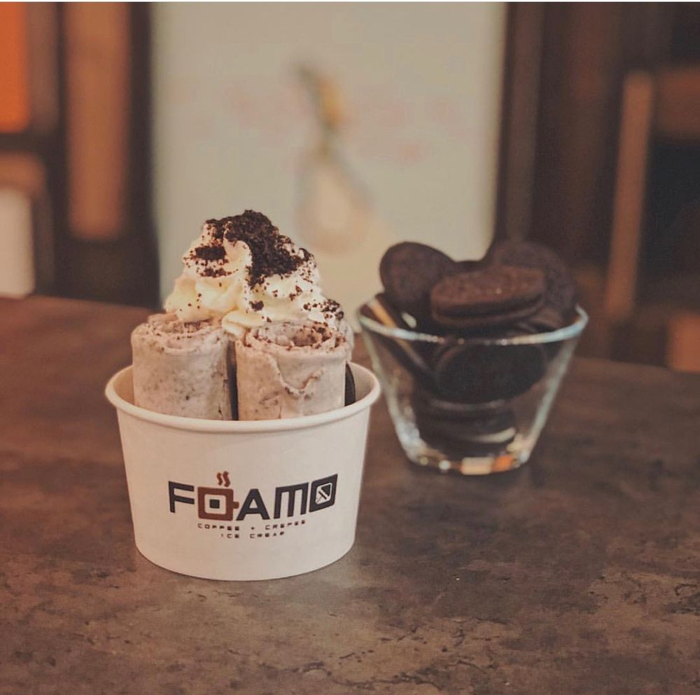 Social Spots from FOAMO Cafe