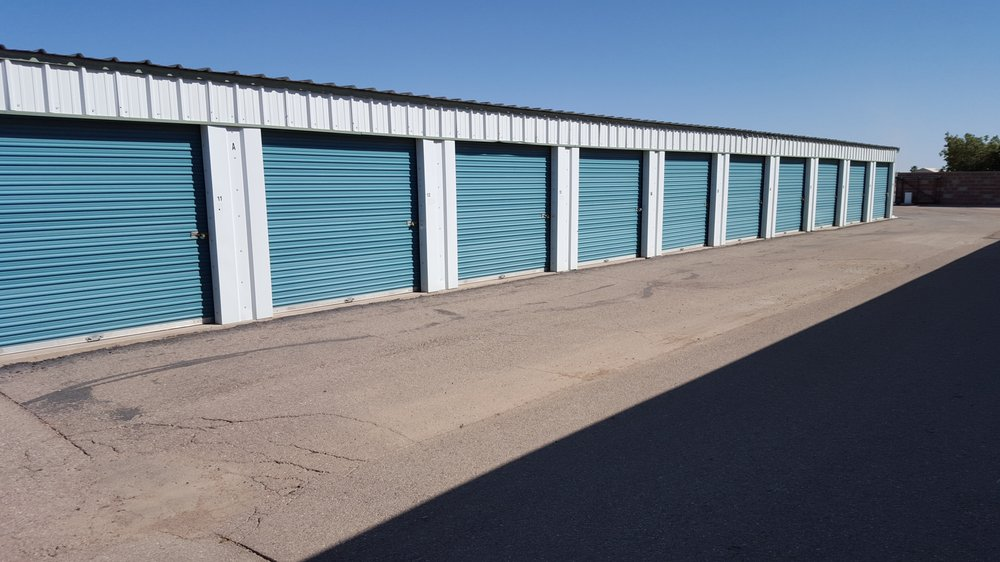 Anytime Storage: 11058 West Carousel Dr, Arizona City, AZ
