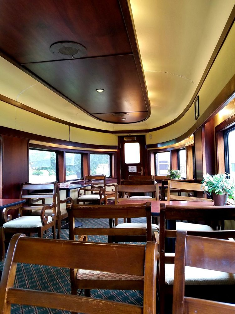 SAM Shortline Excursion Train: 128 Brannan Ave, Americus, GA