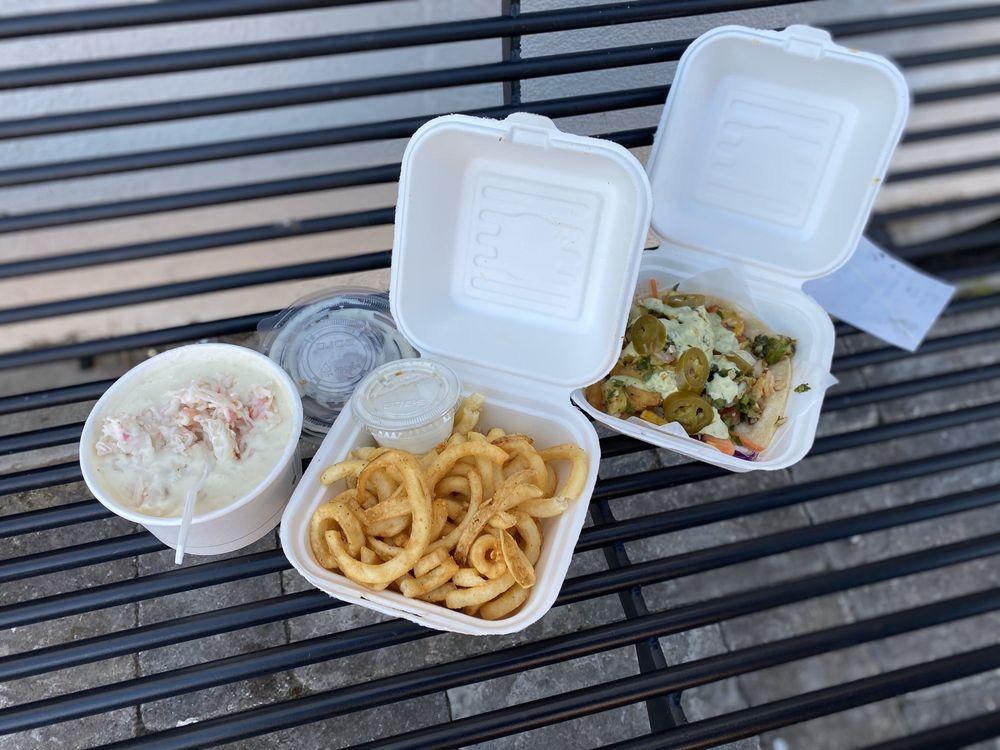 Splash Café - Pismo Beach: 197 Pomeroy Ave, Pismo Beach, CA