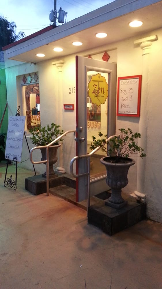 Zen Miami: 215 6th St, Miami Beach, FL