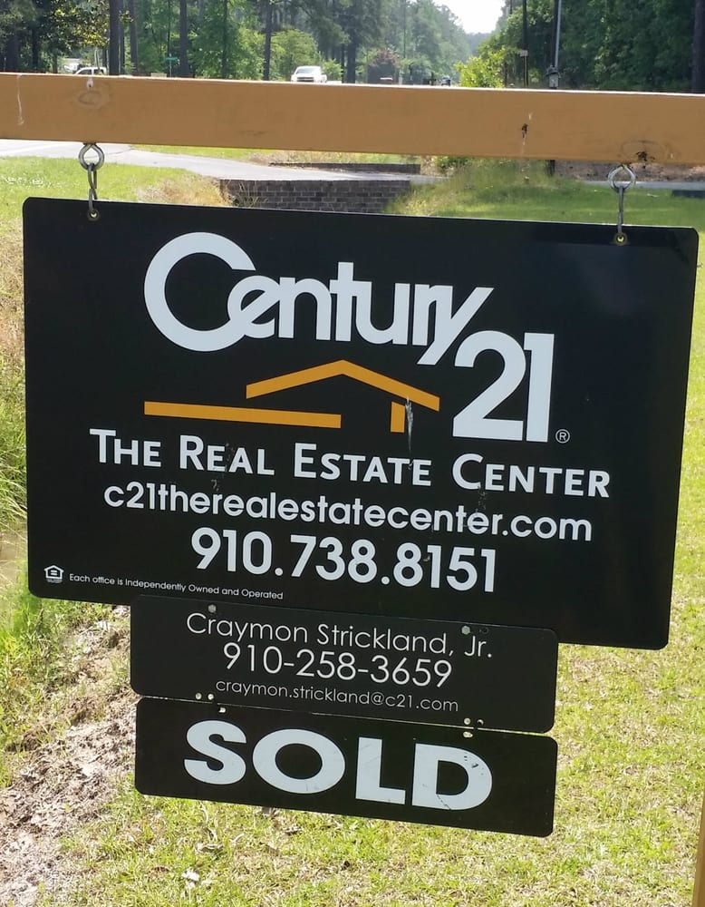 Craymon Strickland, Jr - Century 21 The Real Estate Center: 4850 Fayetteville Rd, Lumberton, NC