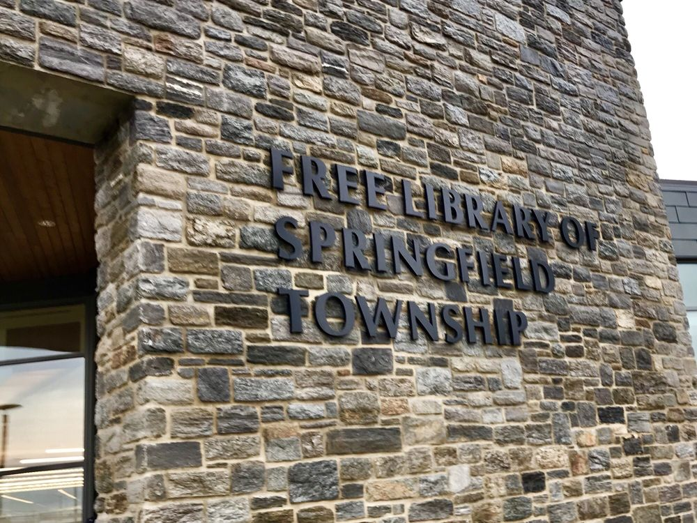 Free Library of Springfield Township: 1200 E Willow Grove Ave, Wyndmoor, PA