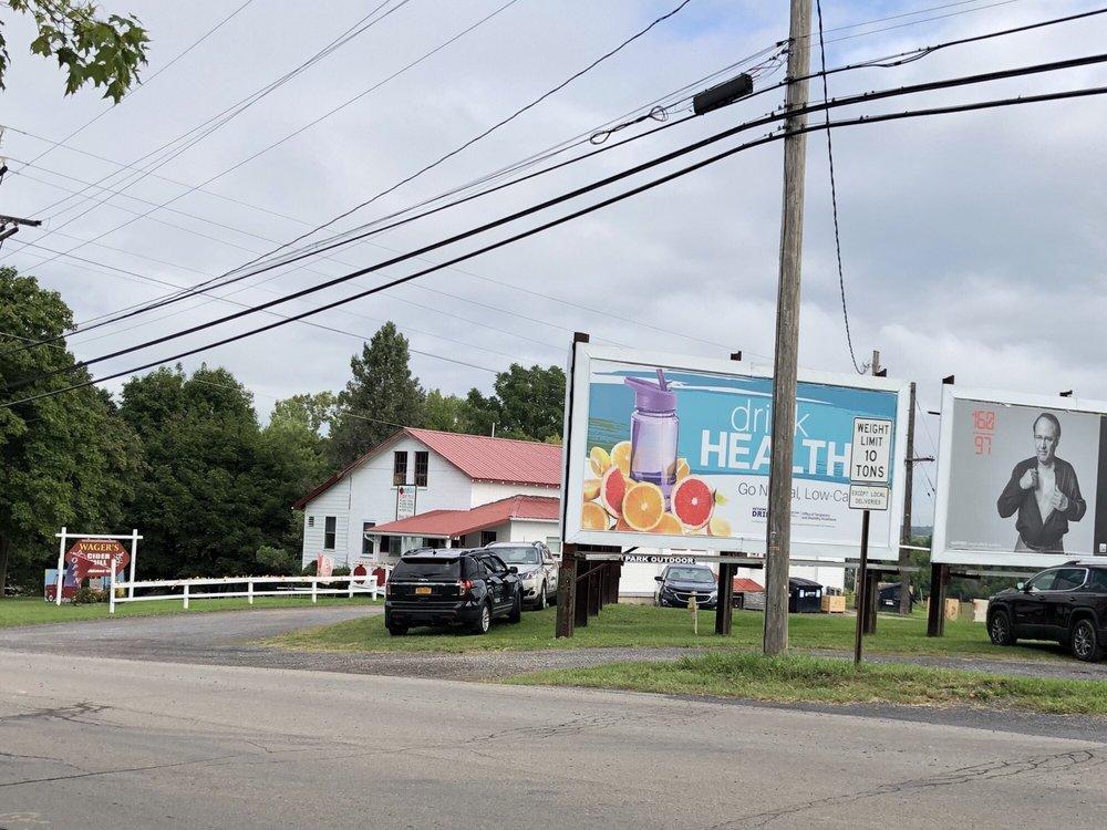 Wager's Cider Mill: 256 E Main St, Penn Yan, NY