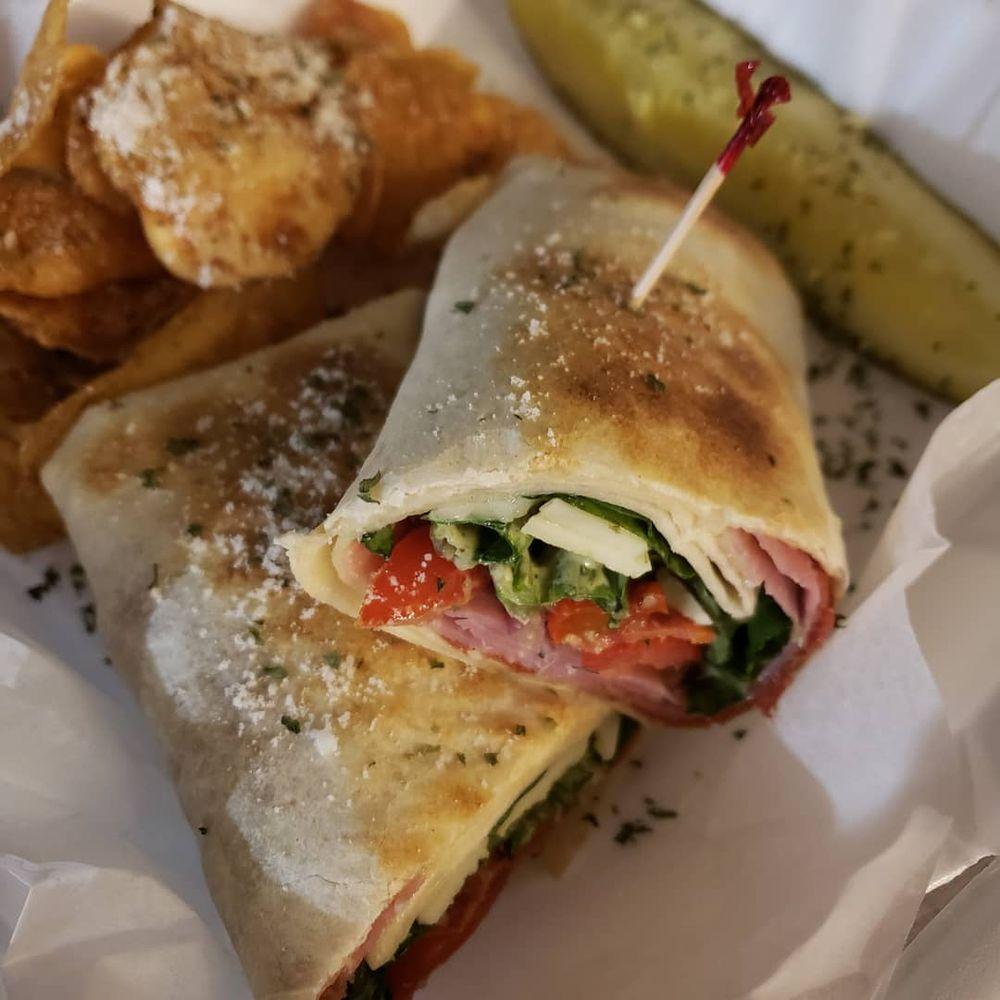 The Hub Eatery: 222 Bleecker St, Utica, NY