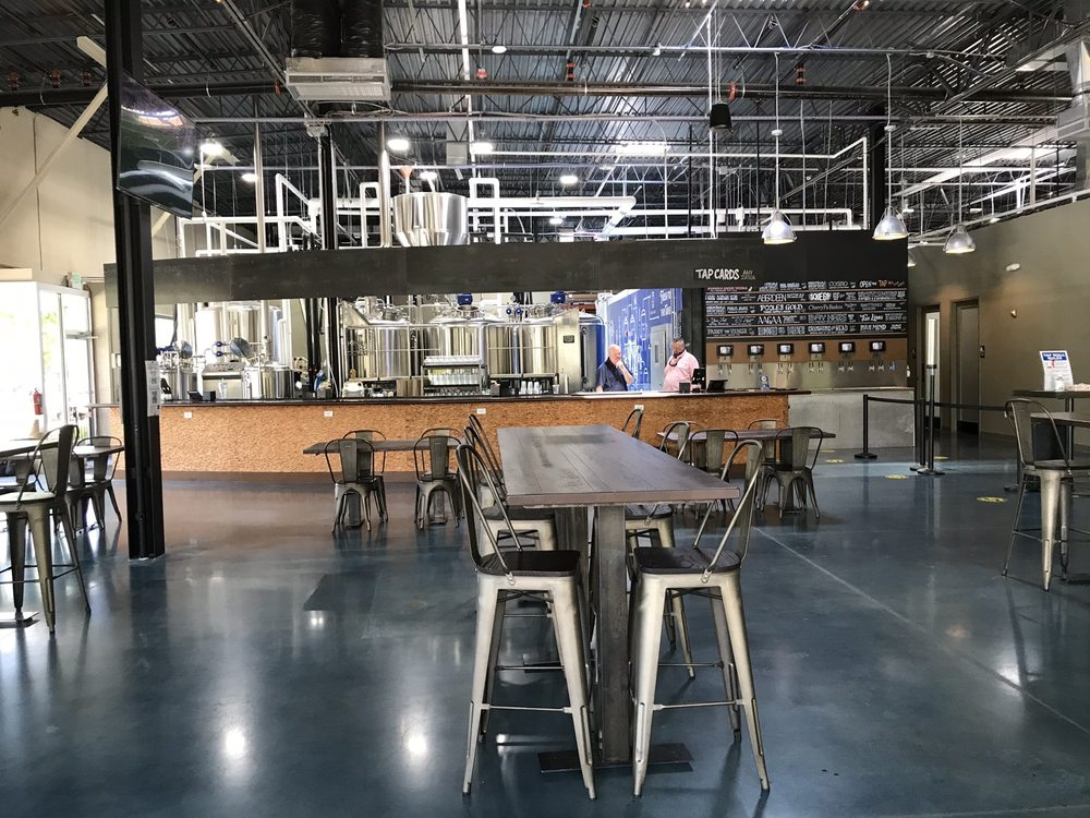 Pooles Island Brewing Company: 11695 Crossroads Cir, Middle River, MD