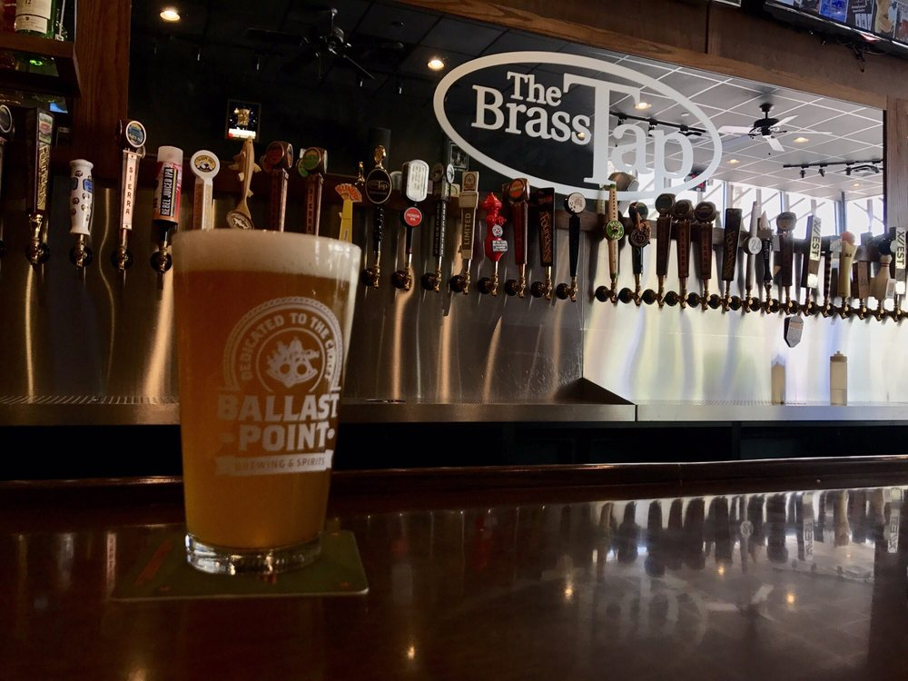 The brass tap photos reviews sports bars
