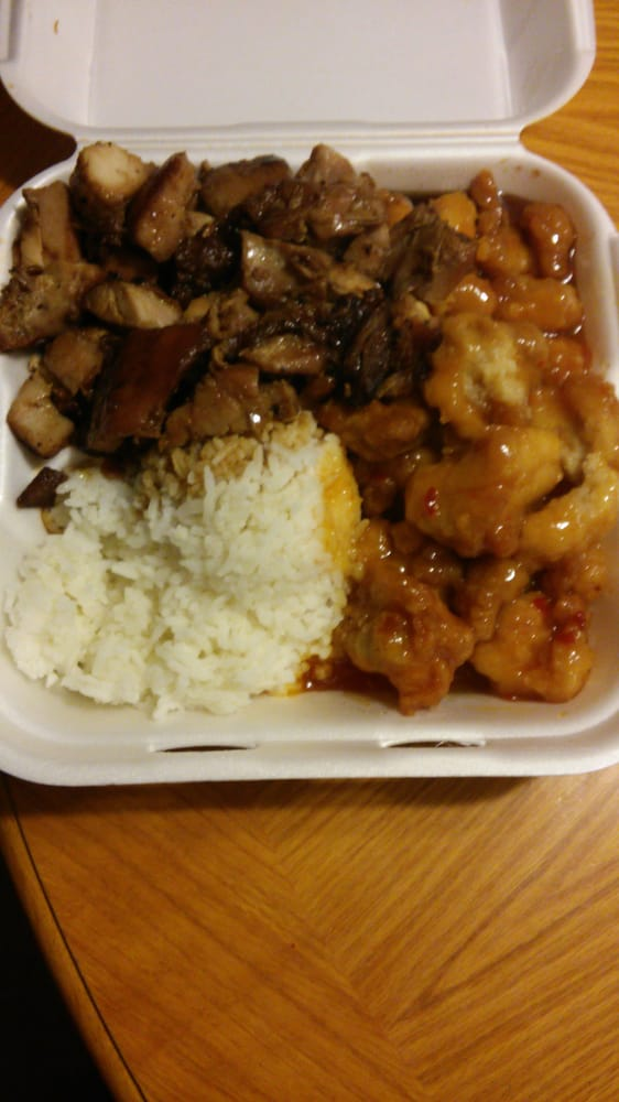 Food from Lee Kong