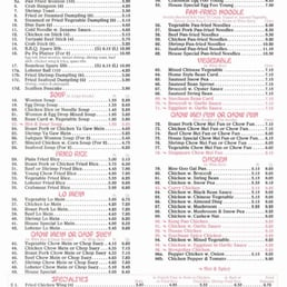 photo of oriental garden lyndhurst nj united states - Oriental Garden Menu