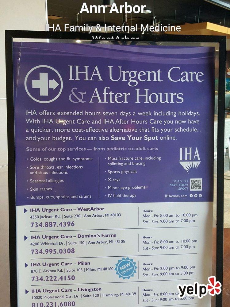 IHA Family & Internal Medicine - WestArbor - (New) 19