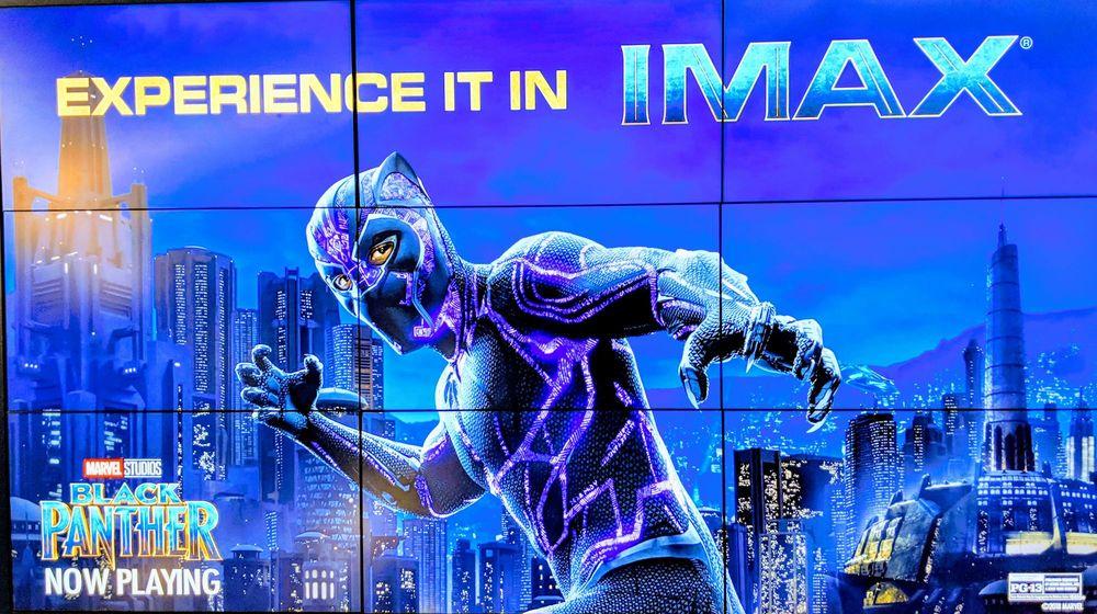 AMC Navy Pier IMAX: 700 E Grand Ave, Chicago, IL