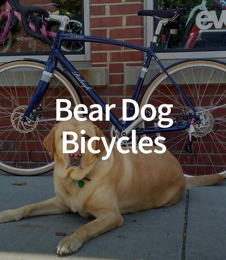 Bear Dog Bicycles