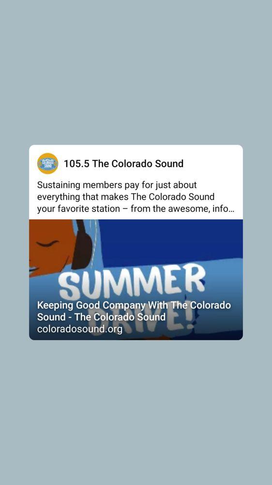 KUNC Radio: 1901 56th Ave, Greeley, CO