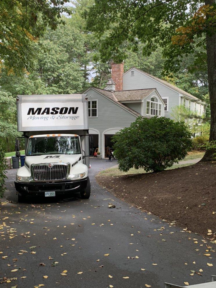 Mason Moving and Storage: 38 Spencer St, Lebanon, NH