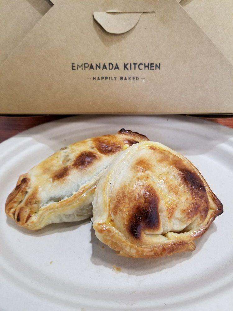 Mushroom Goat Cheese And Breakfast Empanadas Yelp