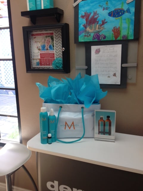 Hair care product line morracan oil yelp for Salon panache