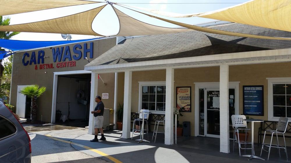 Photos For Magic Suds Car Wash Detail Center Yelp
