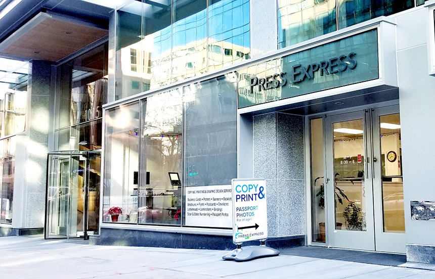 Press Express Copy & Printing