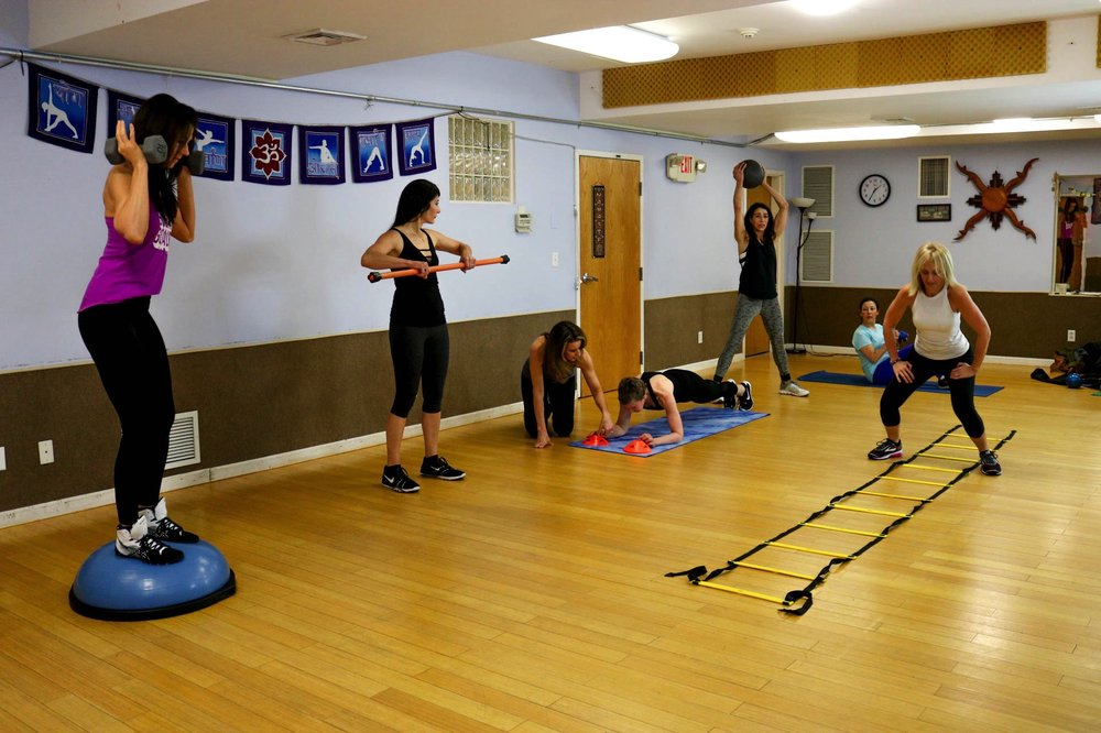 Be Some Body Fitness and Pilates: 28 Washington Ave, North Haven, CT