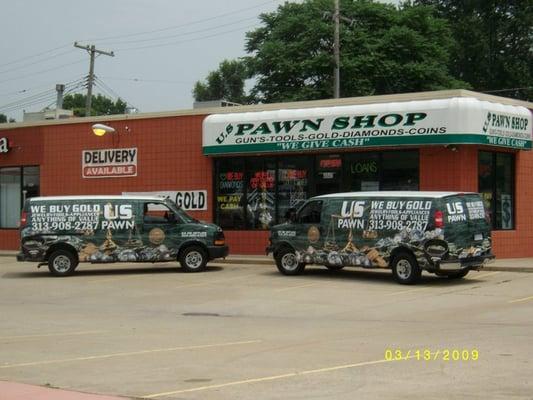 US Pawn Jewelry & Loan - Pawn Shops