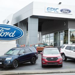 Photo of Epic Ford - Everett, WA, United States. Open 7 Days A